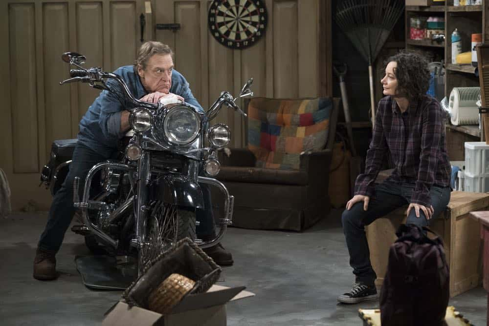 THE CONNERS Season 1 Episode 1 Keep On Truckin 06