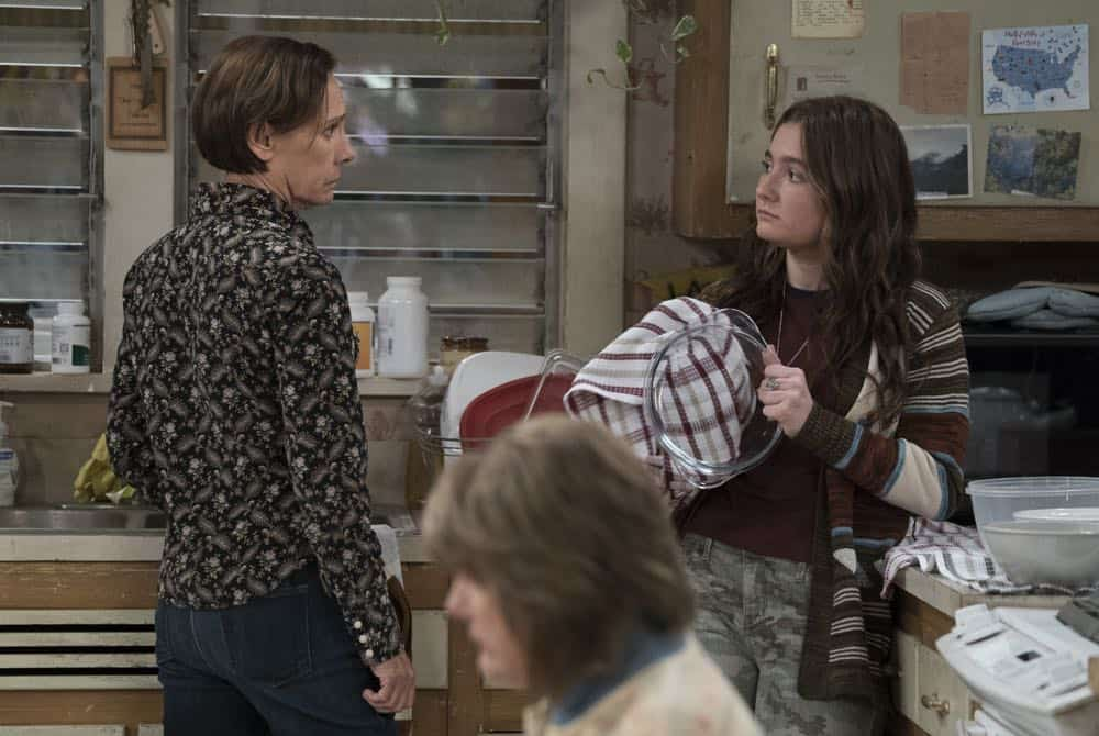 THE CONNERS Season 1 Episode 1 Keep On Truckin 11