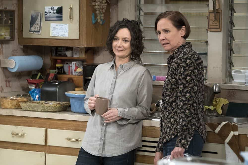 THE CONNERS Season 1 Episode 1 Keep On Truckin 14