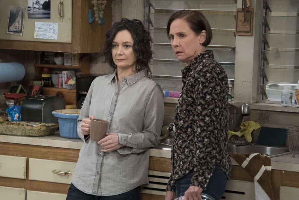 THE CONNERS Season 1 Episode 1 Keep On Truckin 15