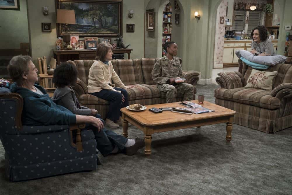 THE CONNERS Season 1 Episode 1 Keep On Truckin 20
