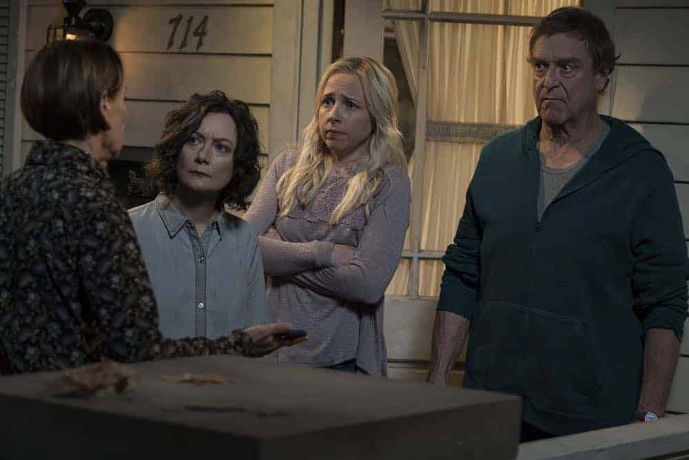 THE CONNERS Season 1 Episode 1 Keep On Truckin 25