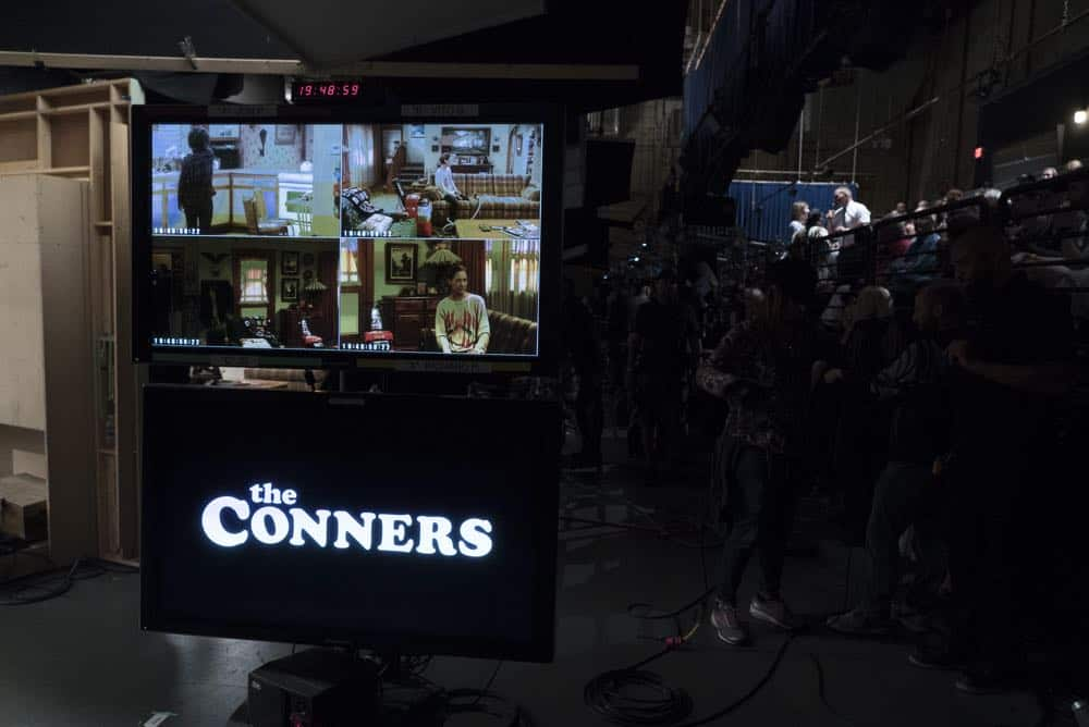 THE CONNERS Season 1 Episode 1 Keep On Truckin 33