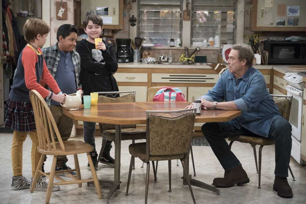 THE CONNERS Season 1 Episode 1 Keep On Truckin 39