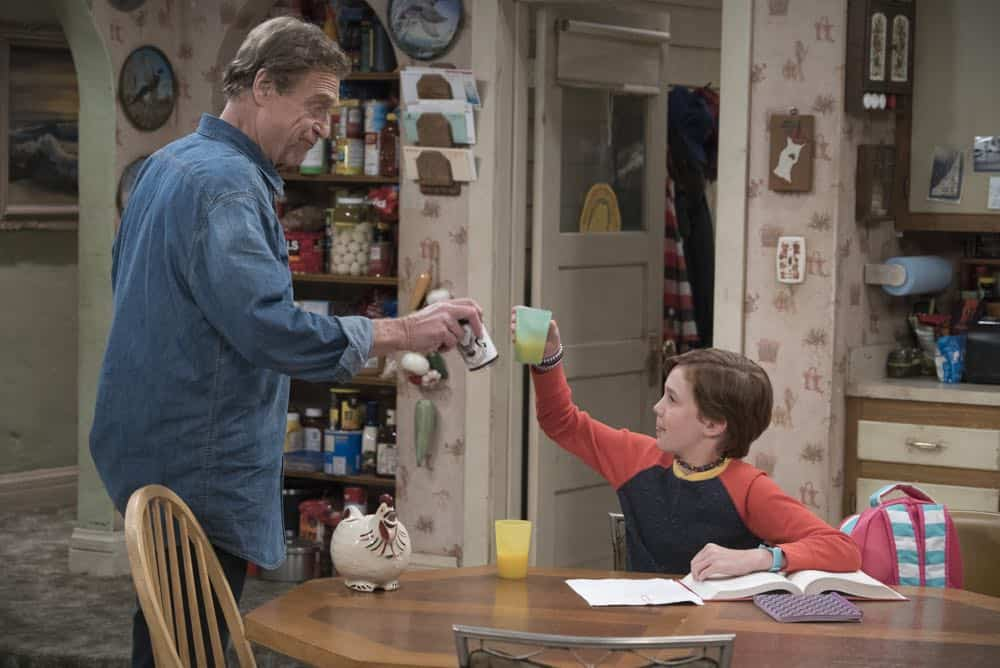 THE CONNERS Season 1 Episode 1 Keep On Truckin 43