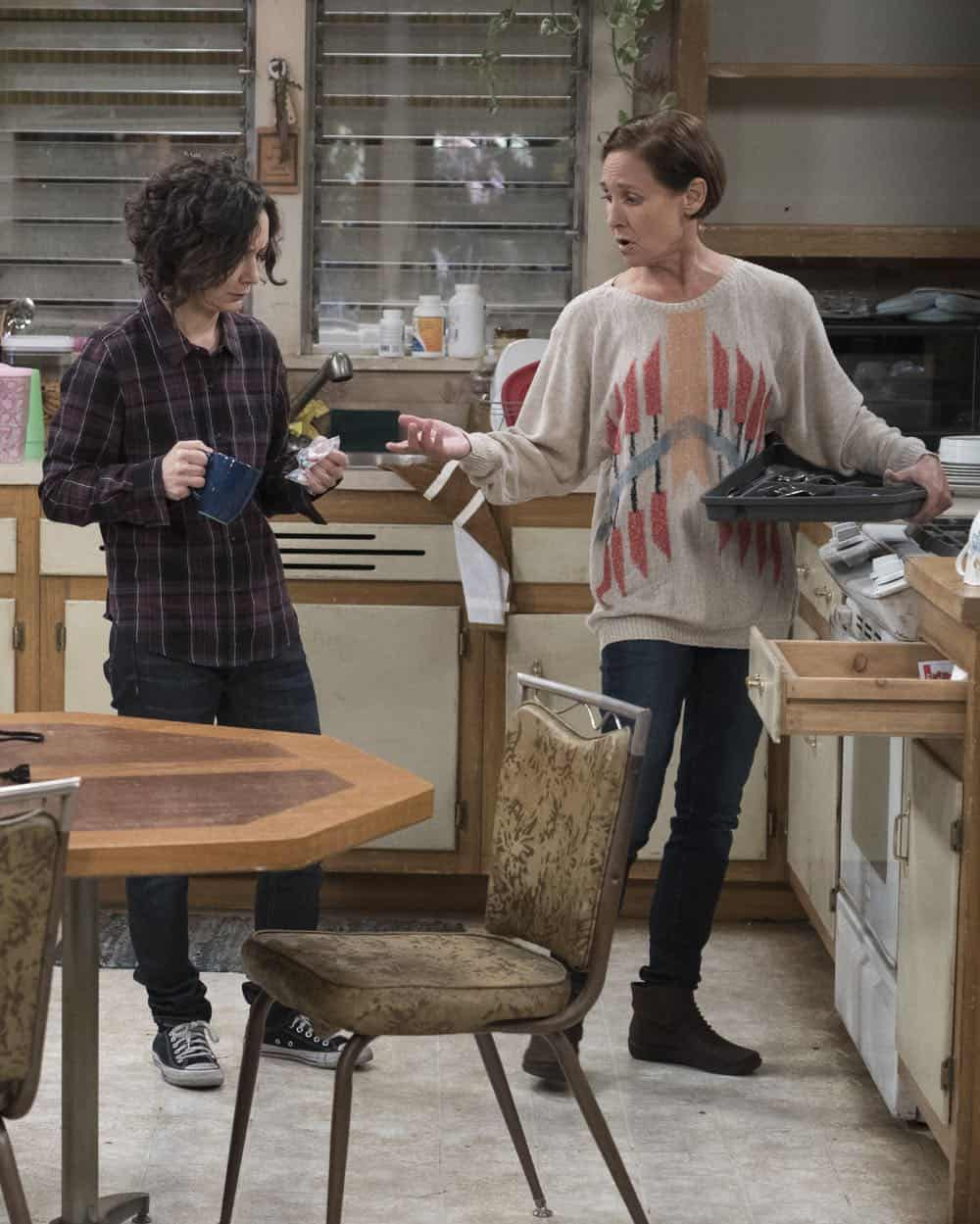 THE CONNERS Season 1 Episode 1 Keep On Truckin 49