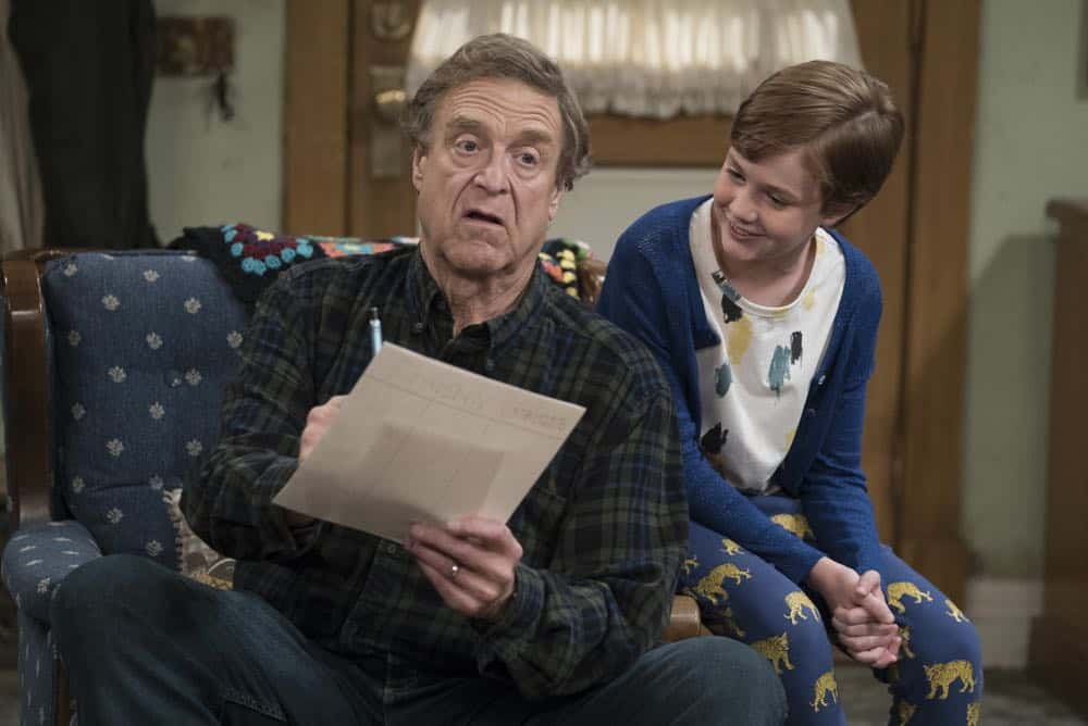 THE CONNERS Season 1 Episode 1 Keep On Truckin 50