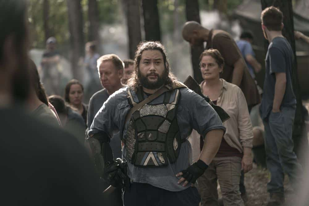 Cooper Andrews as Jerry - The Walking Dead _ Season 9, Episode 3 - Photo Credit: Gene Page/AMC