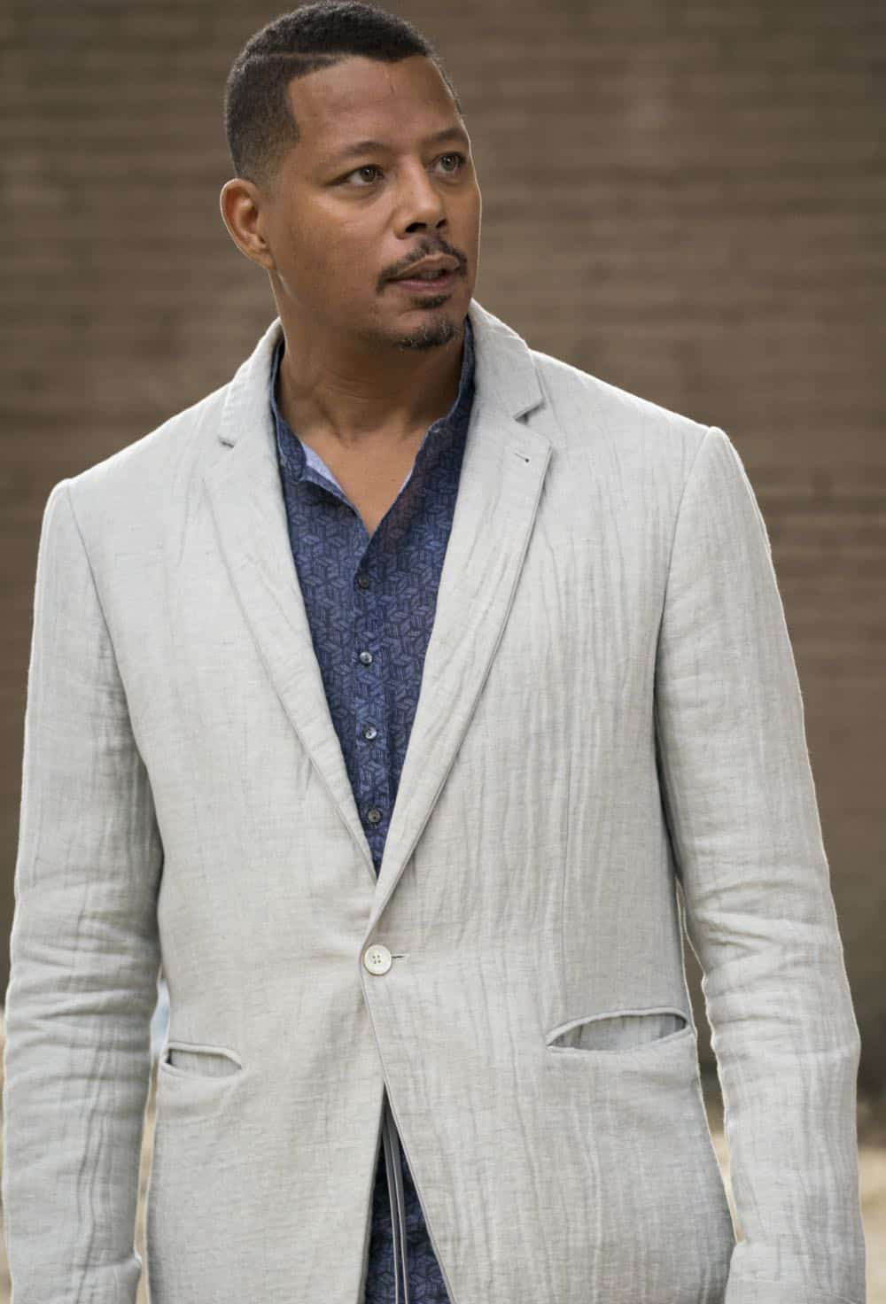 """EMPIRE: Terrence Howard in the """"Love All, Trust A Few"""" episode of EMPIRE airing Wednesday, Oct. 17 (8:00-9:00 PM ET/PT) on FOX. @2018 Fox Broadcasting Co. CR: Chuck Hodes/FOX."""