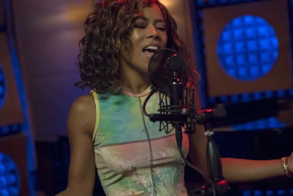 """EMPIRE: Serayah in the """"Love All, Trust A Few"""" episode of EMPIRE airing Wednesday, Oct. 17 (8:00-9:00 PM ET/PT) on FOX. @2018 Fox Broadcasting Co. CR: Chuck Hodes/FOX."""