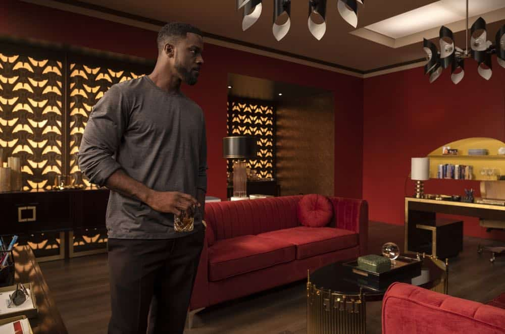 "STAR: Lance Gross in the ""All Falls Down"" episode of STAR airing Wednesday, Oct. 17 (9:00-10:00 PM ET/PT) on FOX. ©2018 Fox Broadcasting Co. CR: Wilford Harewood/FOX"