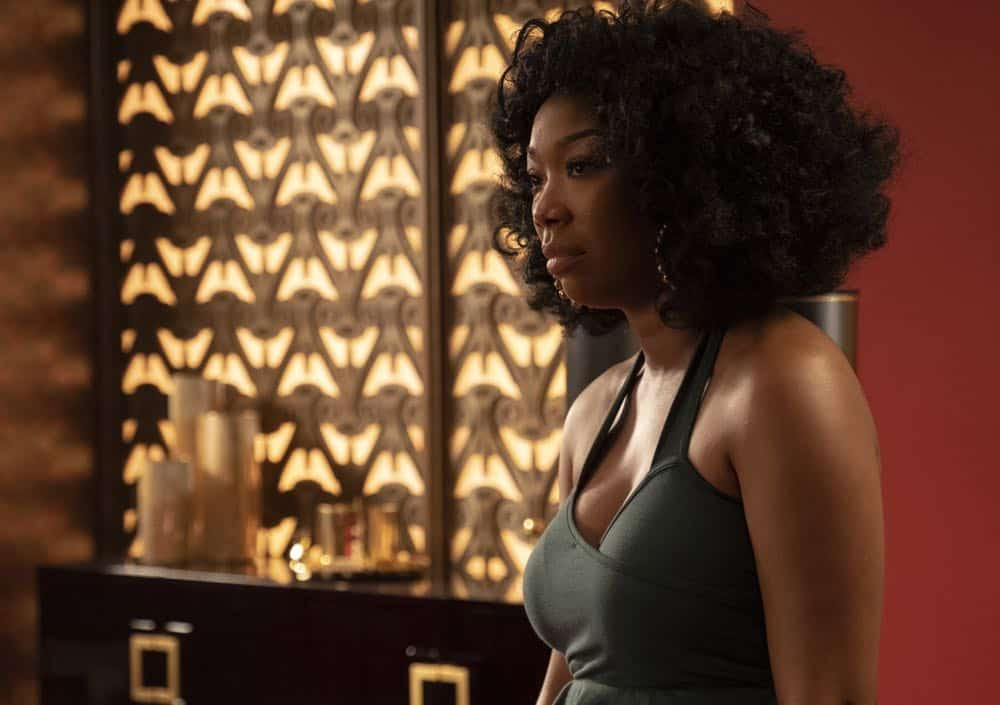 "STAR: Brandy Norwood in the ""All Falls Down"" episode of STAR airing Wednesday, Oct. 17 (9:00-10:00 PM ET/PT) on FOX. ©2018 Fox Broadcasting Co. CR: Wilford Harewood/FOX"