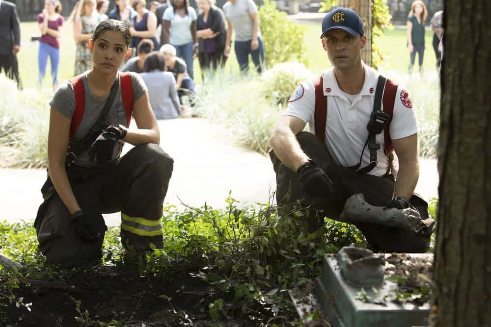CHICAGO FIRE Season 7 Episode 4 This Isnt Charity 09