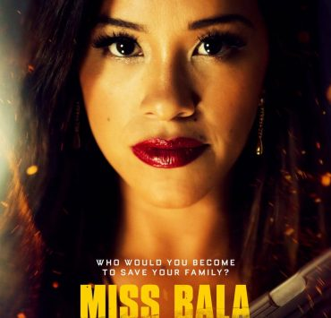 MIss Bala Movie Poster Gina Rodriguez