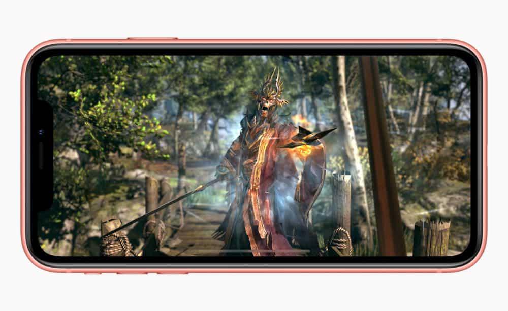 iPhoneXr Pre Order Games Graphics 10172018