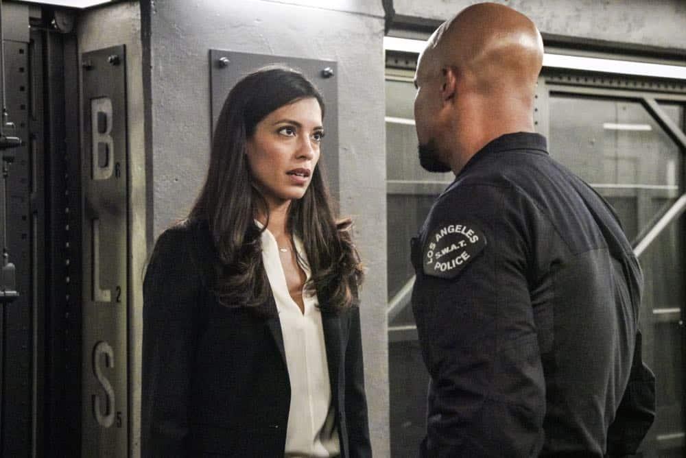 S.W.A.T. Season 2 Episode 4 Saving Face 20