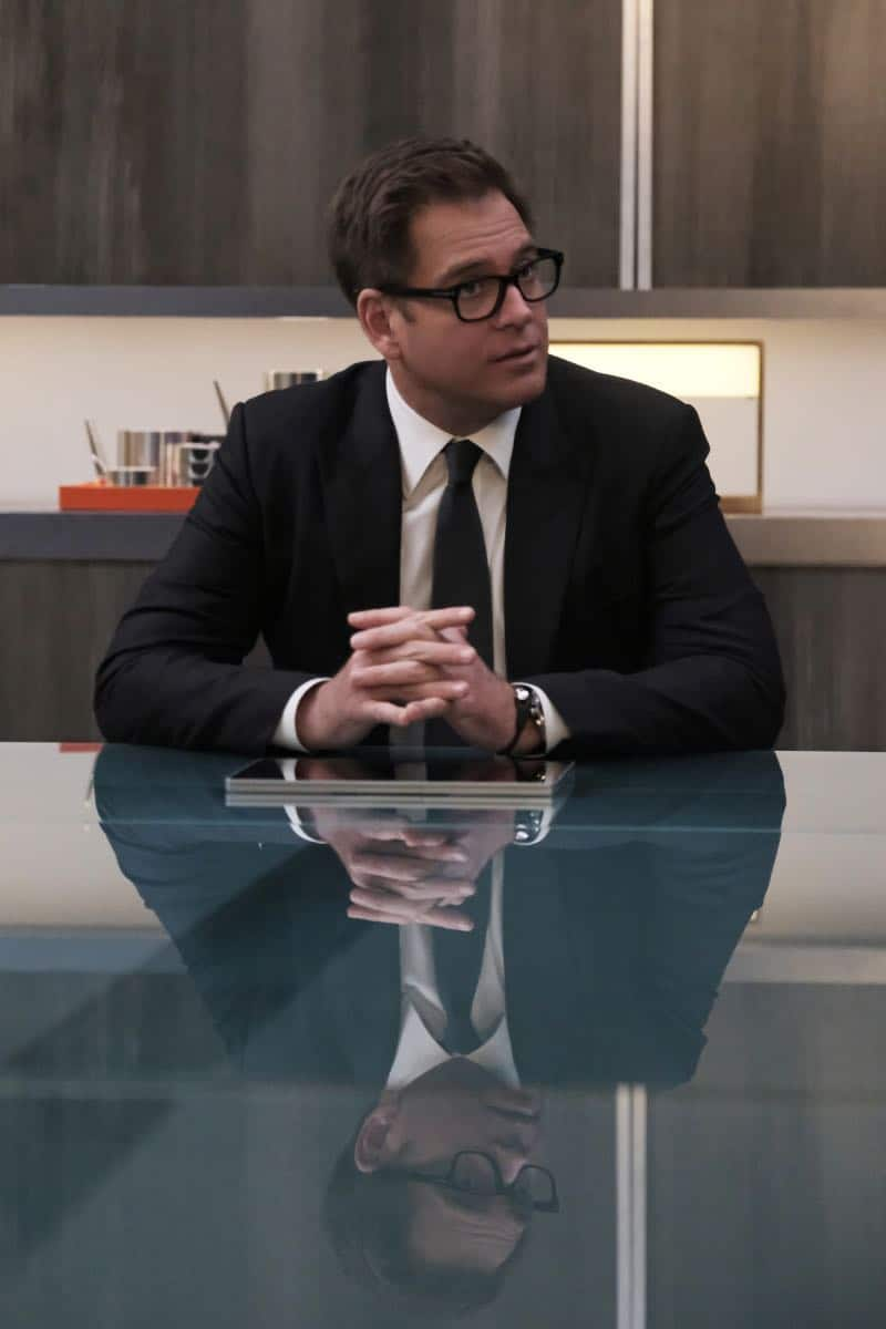 """The Missing Piece"" - Bull joins the defense team of a seemingly unwinnable case when a man he believes is innocent, is put on trial for murder after his submission to a DNA database links him to a homicide. Also, while Bull and Benny work toward selecting jurors who are predisposed to trust their gut instinct rather than incontrovertible evidence, Danny and Mackenzie research whether their client's DNA could have been contaminated, on BULL, Monday, Oct. 22 (10:00-11:00 PM, ET/PT) on the CBS Television Network. Pictured: Michael Weatherly as Dr. Jason Bull Photo: Jojo Whilden/CBS ©2018 CBS Broadcasting, Inc. All Rights Reserved"