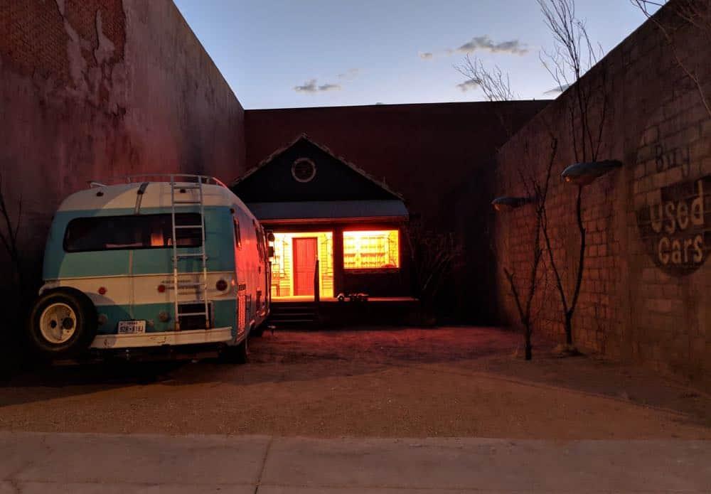 Midnight Texas Season 2 Set Visit 22