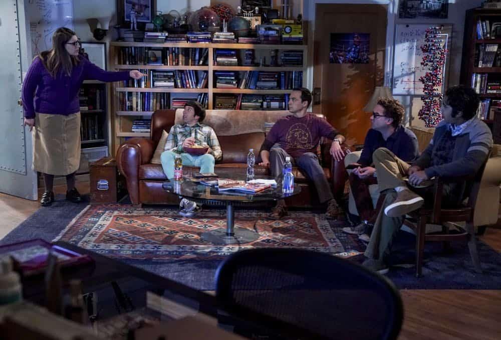 THE BIG BANG THEORY Season 12 Episode 6 The Imitation Perturbation 17