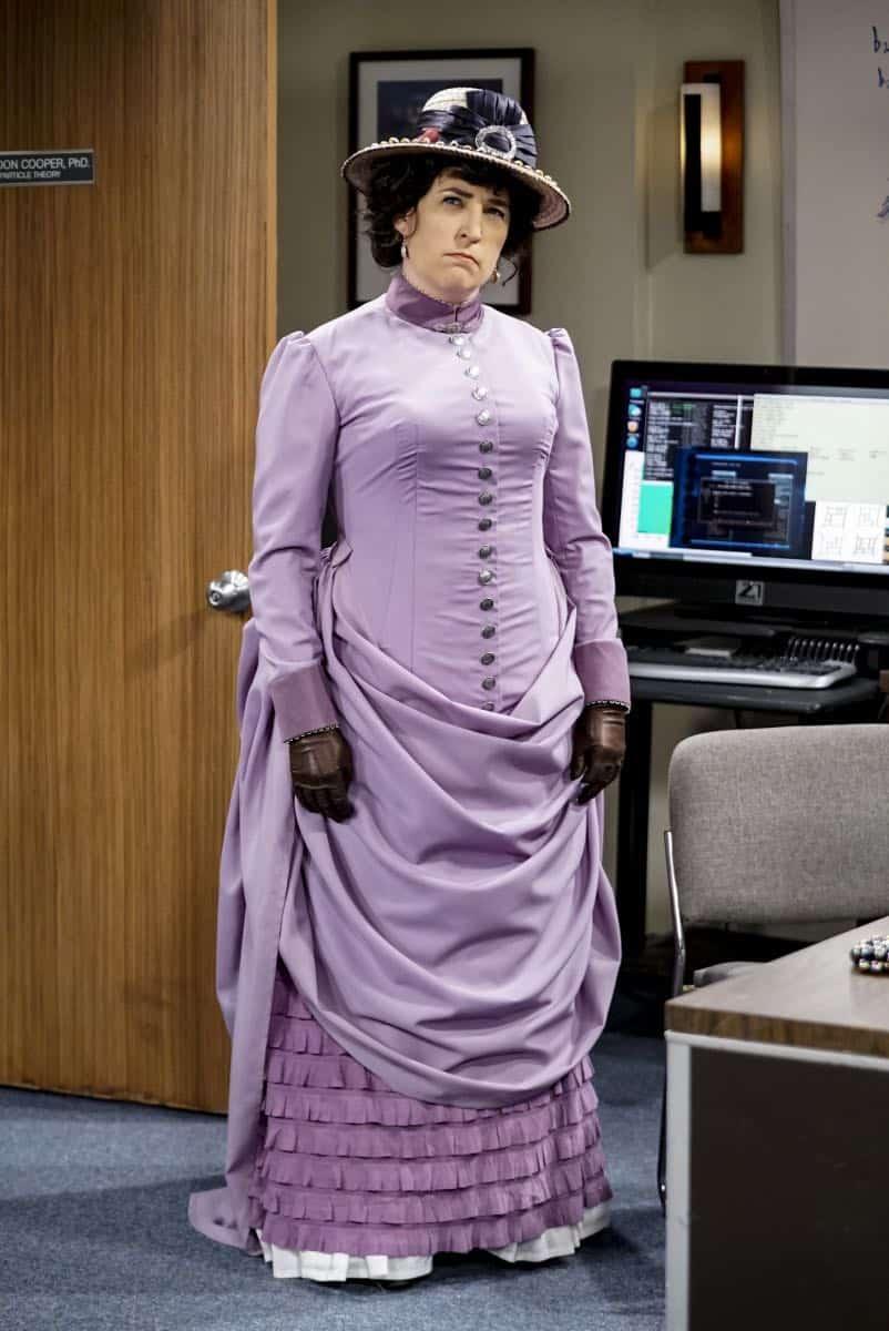 THE BIG BANG THEORY Season 12 Episode 6 The Imitation Perturbation 11
