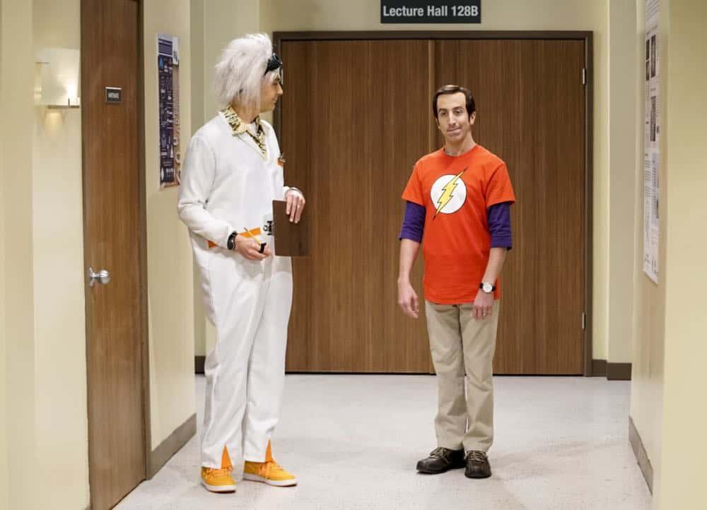 THE BIG BANG THEORY Season 12 Episode 6 The Imitation Perturbation 06