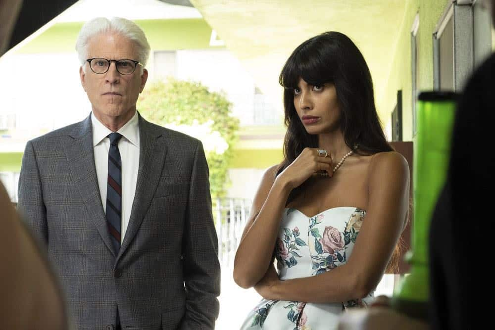 THE GOOD PLACE Season 3 Episode 6 The Ballad Of Donkey Doug 5