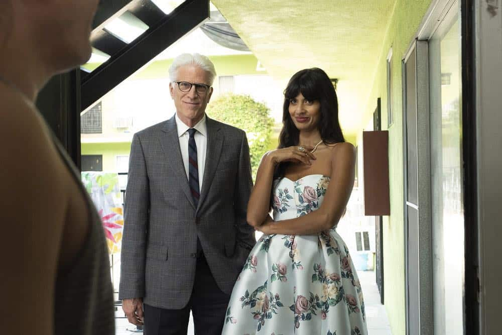 THE GOOD PLACE Season 3 Episode 6 The Ballad Of Donkey Doug 6
