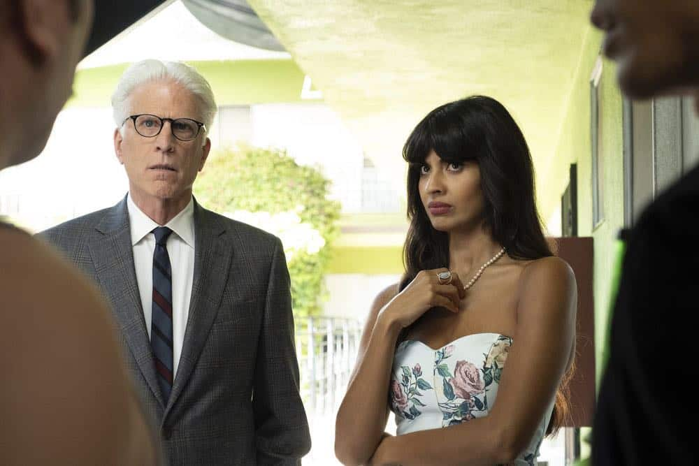 THE GOOD PLACE Season 3 Episode 6 The Ballad Of Donkey Doug 4