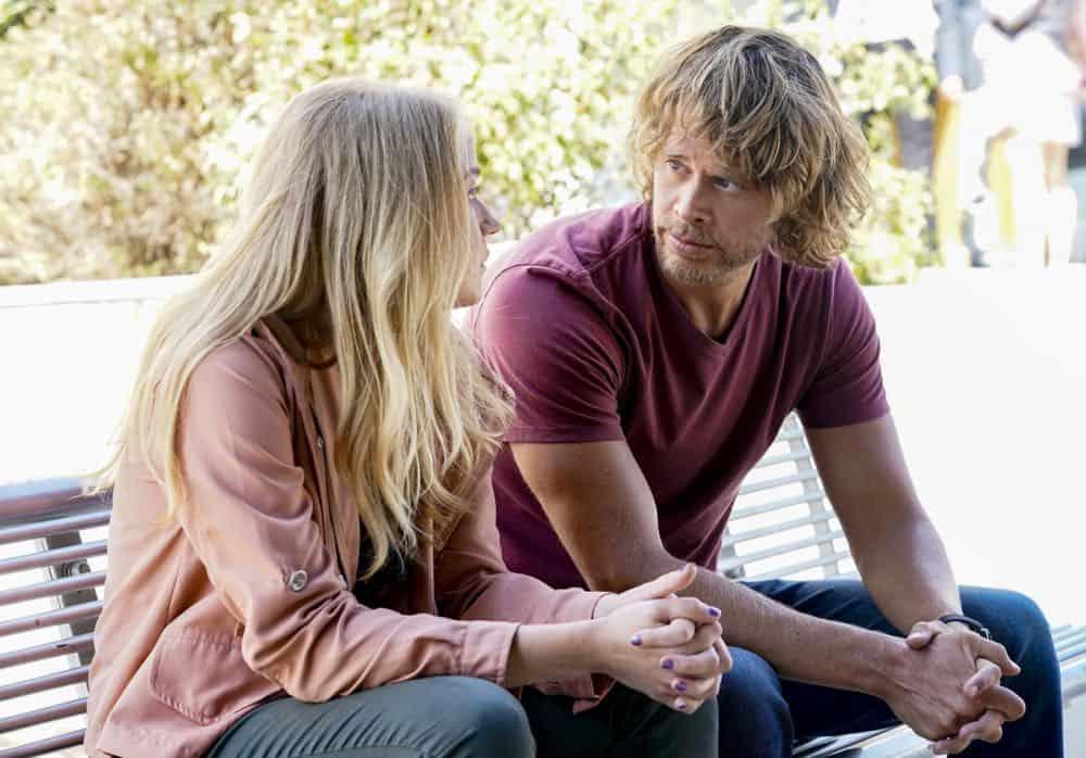 NCIS LOS ANGELES Season 10 Episode 5 Pro Se 3