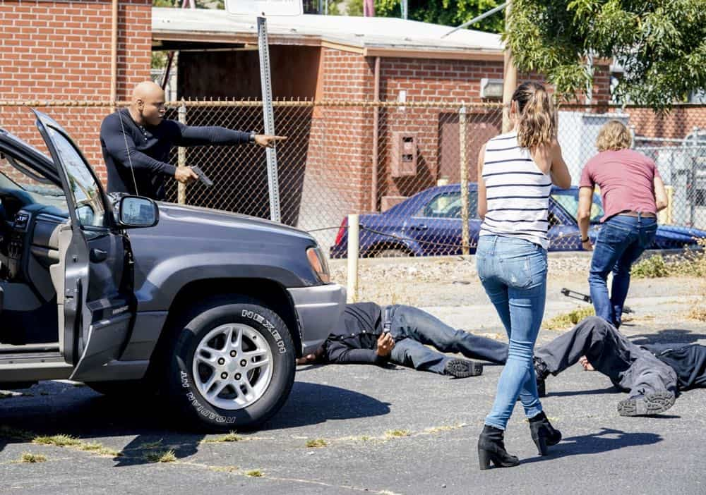 NCIS LOS ANGELES Season 10 Episode 5 Pro Se 5