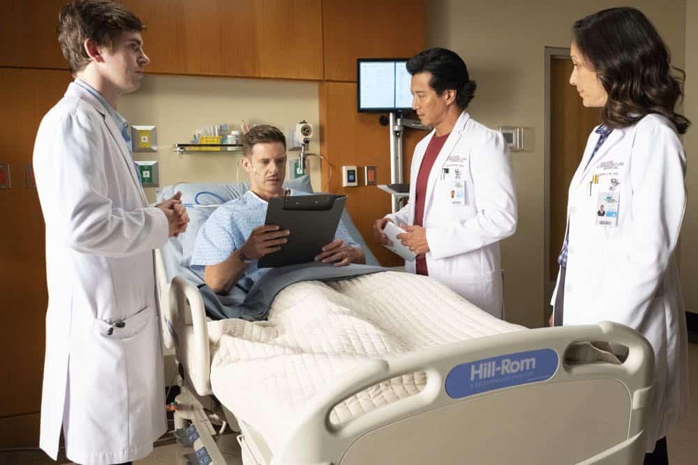 THE GOOD DOCTOR Season 2 Episode 5 Carrots 32