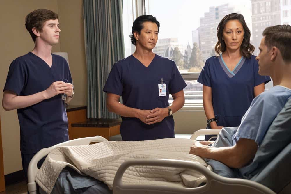 THE GOOD DOCTOR Season 2 Episode 5 Carrots 22