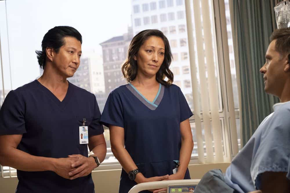 THE GOOD DOCTOR Season 2 Episode 5 Carrots 23