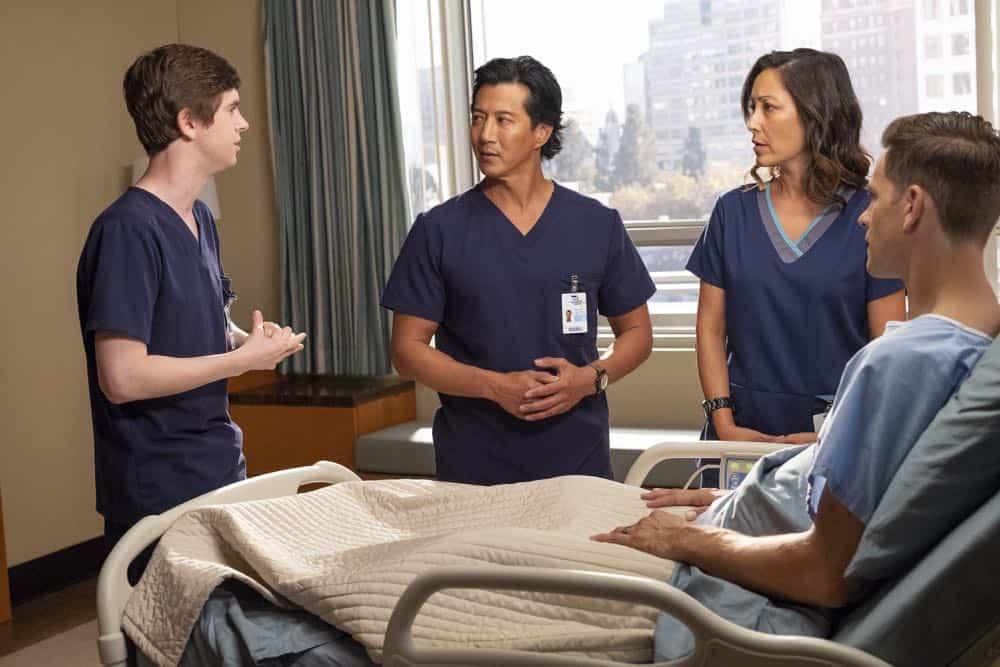 THE GOOD DOCTOR Season 2 Episode 5 Carrots 20