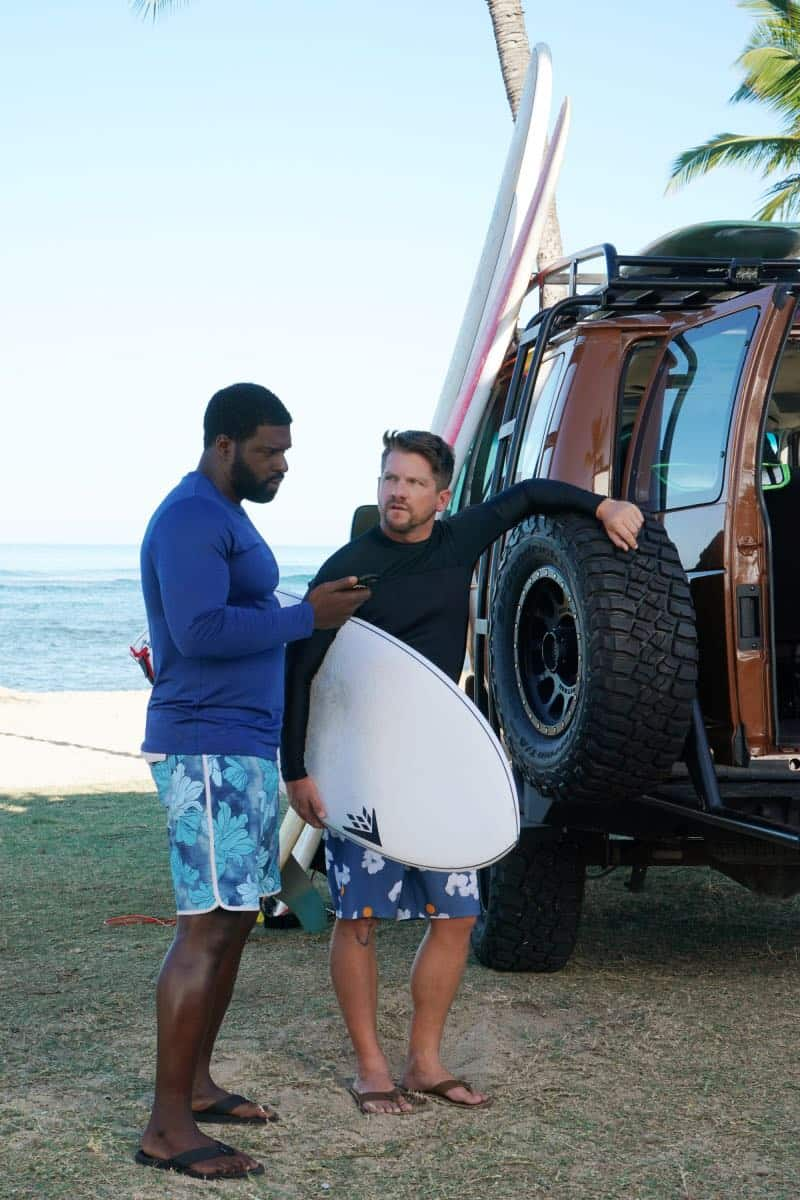 MAGNUM P.I. Season 1 Episode 6 Death Is Only Temporary 07