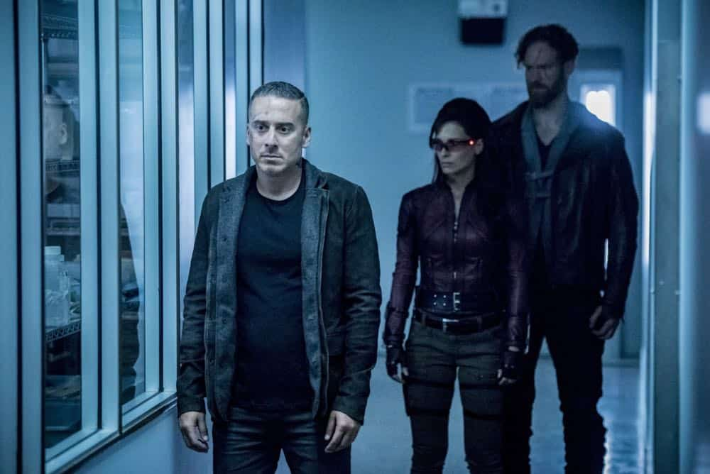 ARROW Season 7 Episode 3 Crossing Lines 11