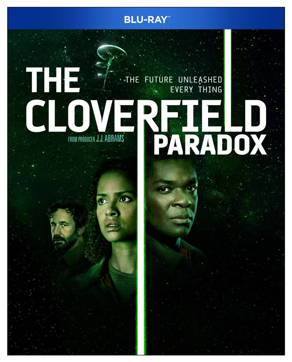 The Cloverfield Paradox Bluray