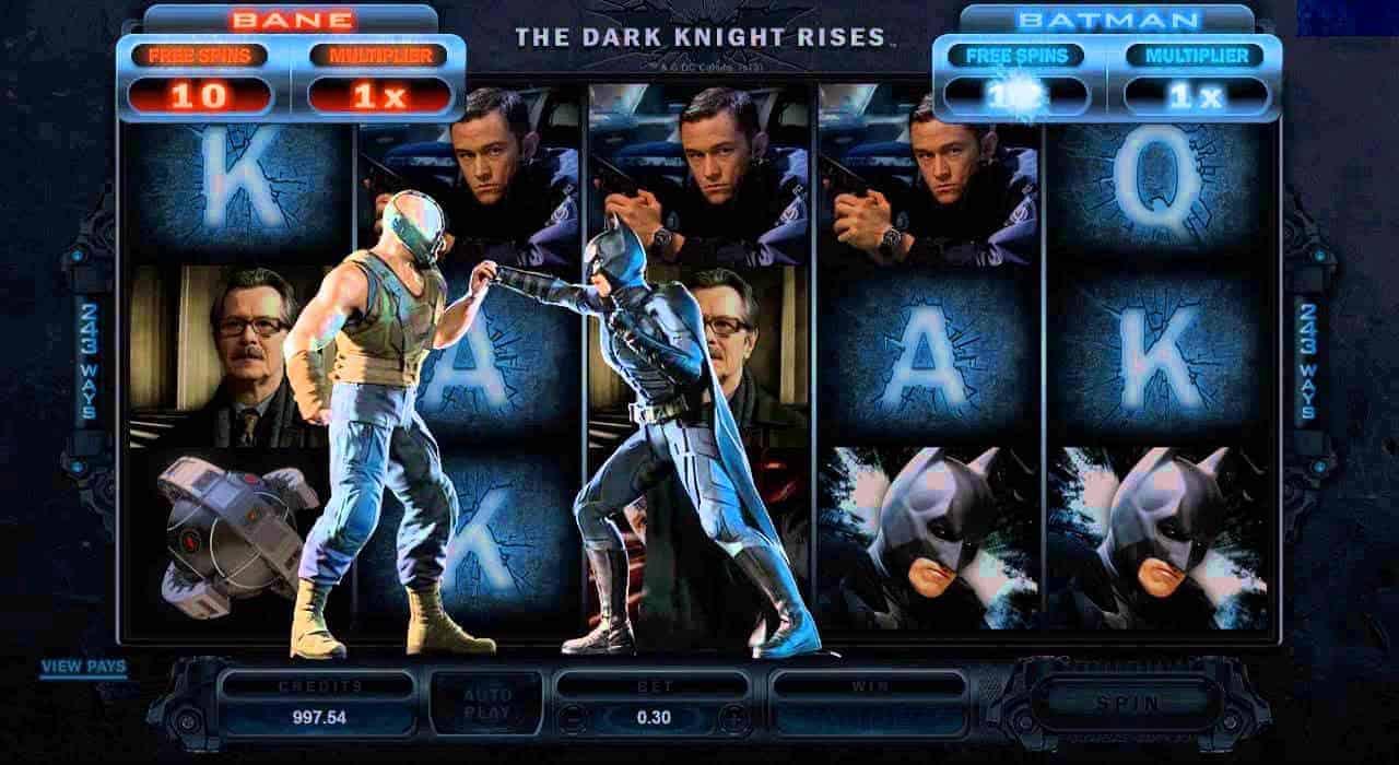 Dark Knight Slot