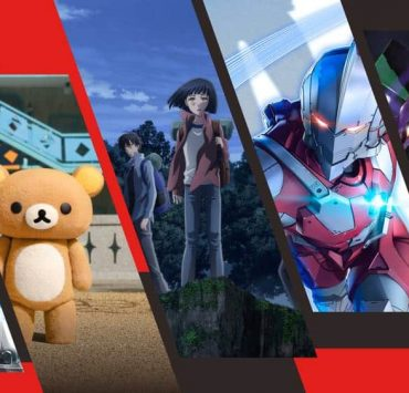 Netflix Unveils Anime Highlights For 2019