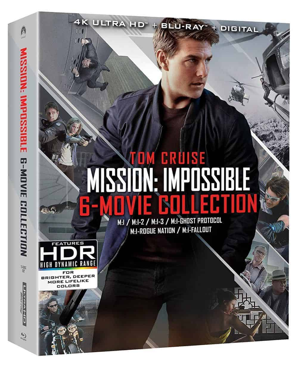 Mission Impossible 6 Film 4k Collection