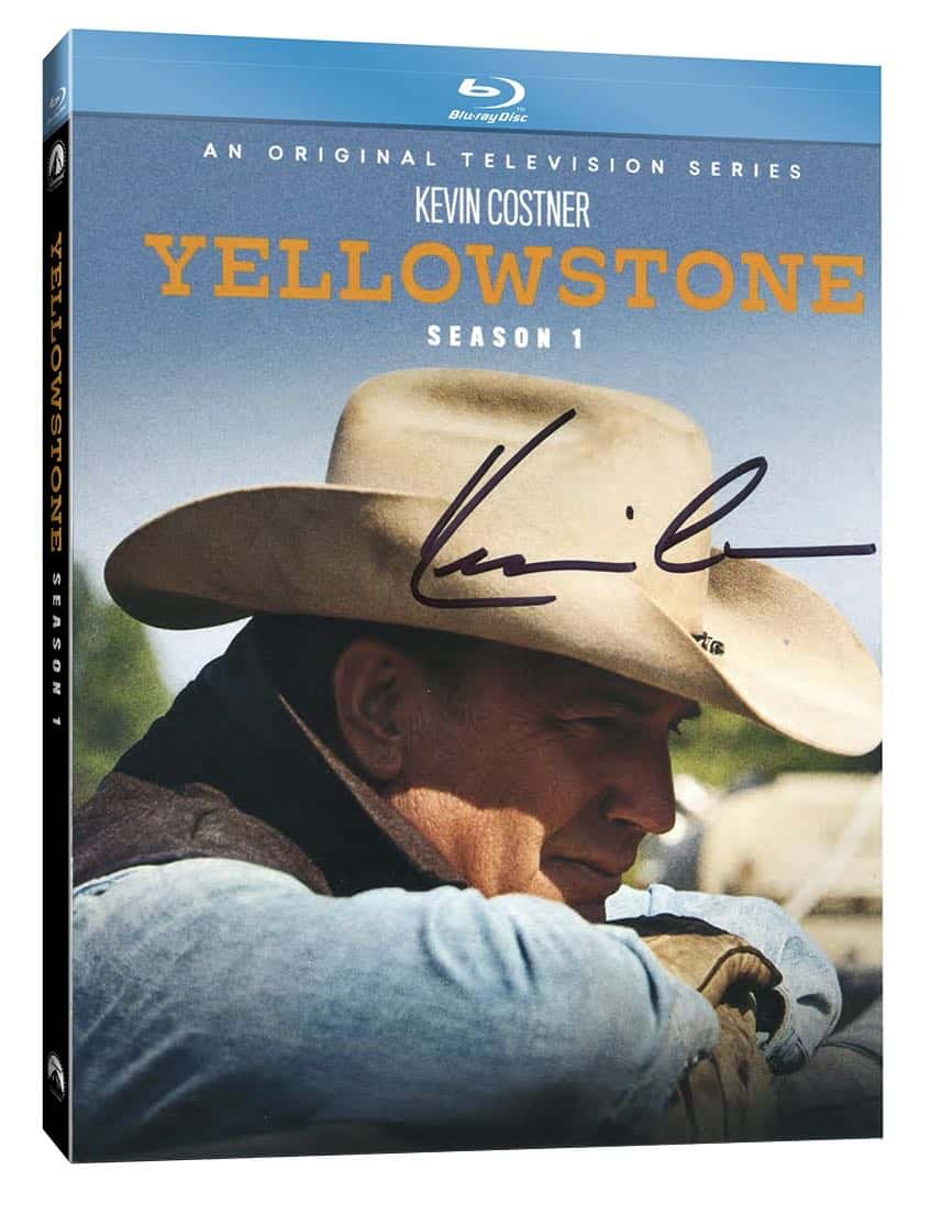 Yellowstone S1 Kevin Signed