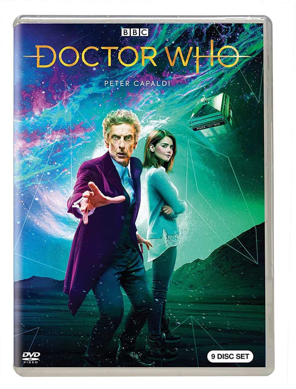 Doctor Who The Peter Capaldi Collection DVD