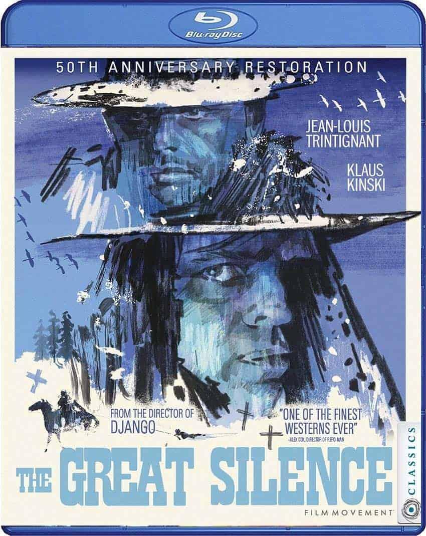 The Great Silence Bluray