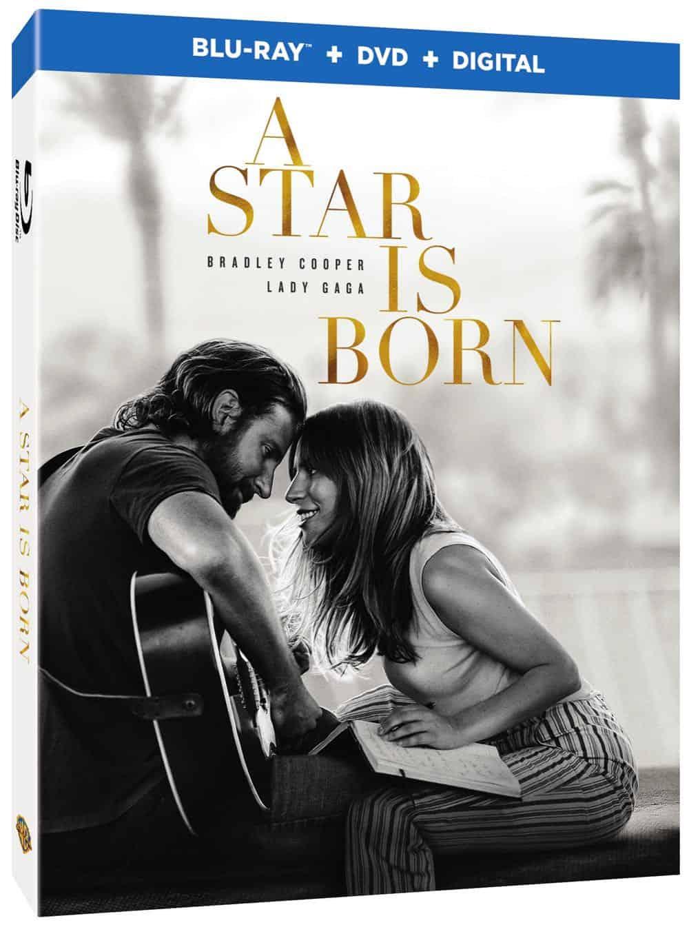 A Star Is Born Bluray 1