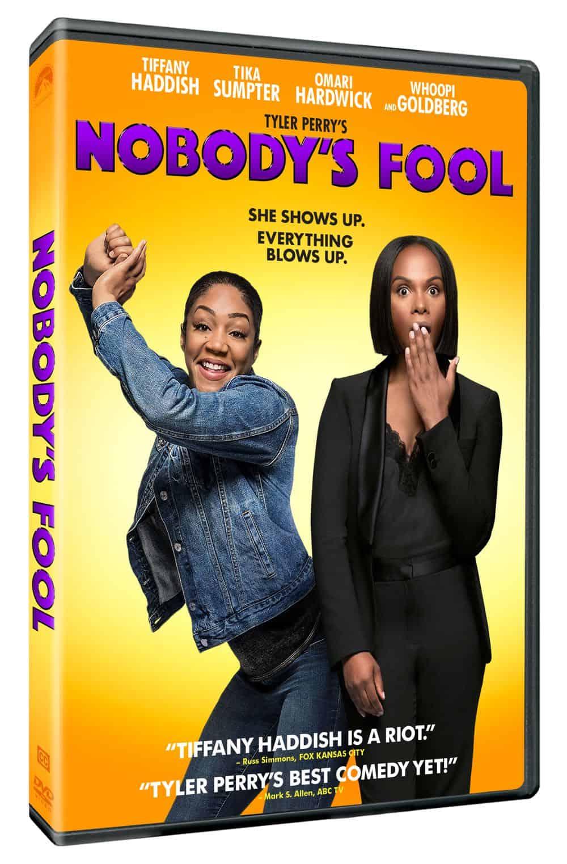 Nobodys Fool DVD