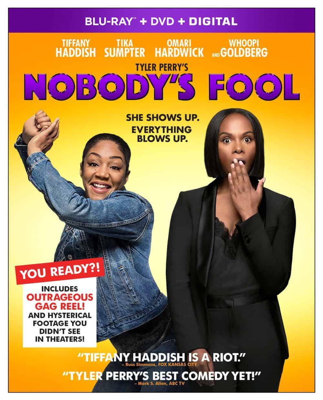 Nobodys Fool Bluray DVD Digital 1