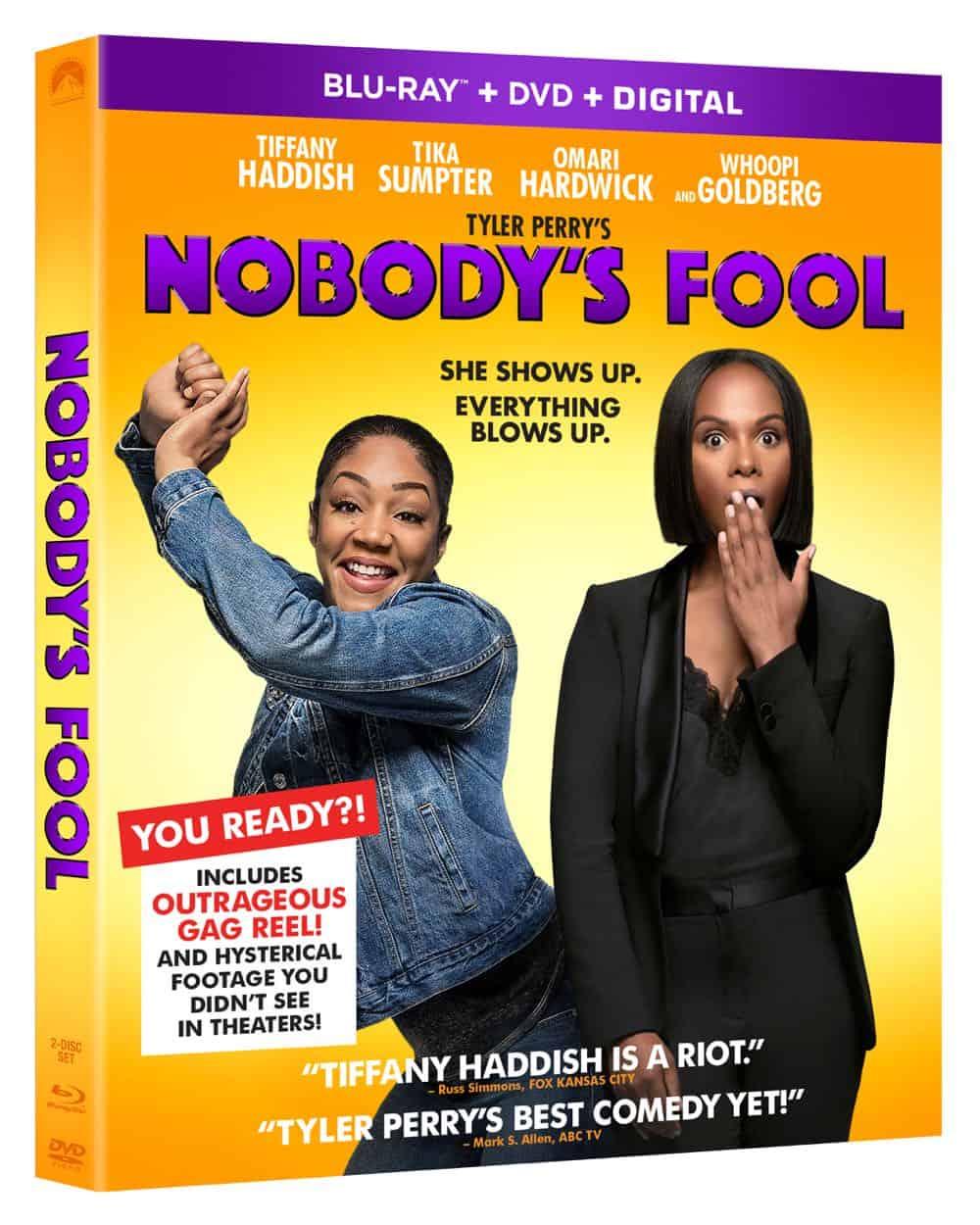 Nobodys Fool Bluray DVD Digital 2