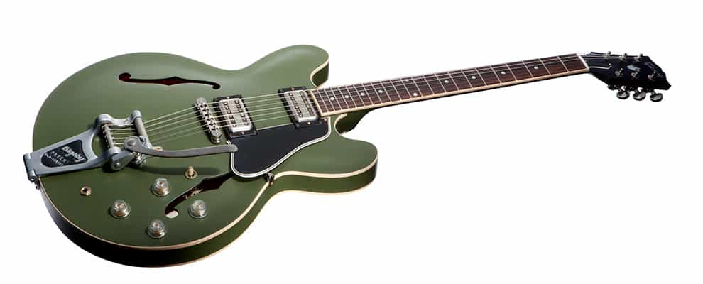 Chris Cornell Tribute ES 335 guitar
