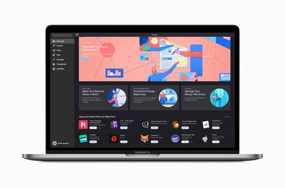 Office 365 now available on mac app store 01242019 big