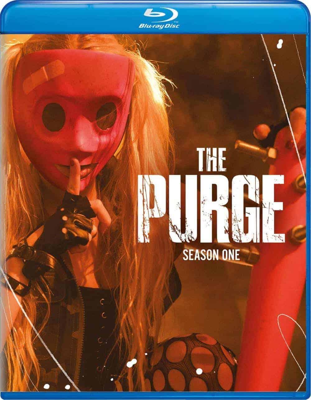 The Purge Season 1 Bluray
